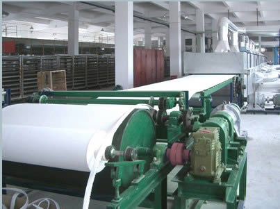 300T Ceramic Fiber Paper Production Line